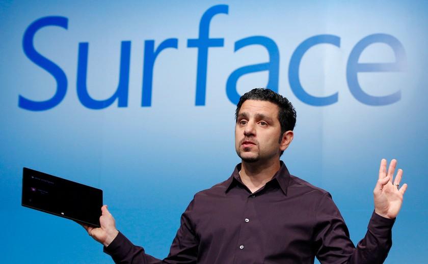 Microsoft назначила дату анонса еще одного Surface
