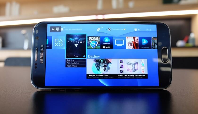 Sony выпустит игры PlayStation на смартфонах