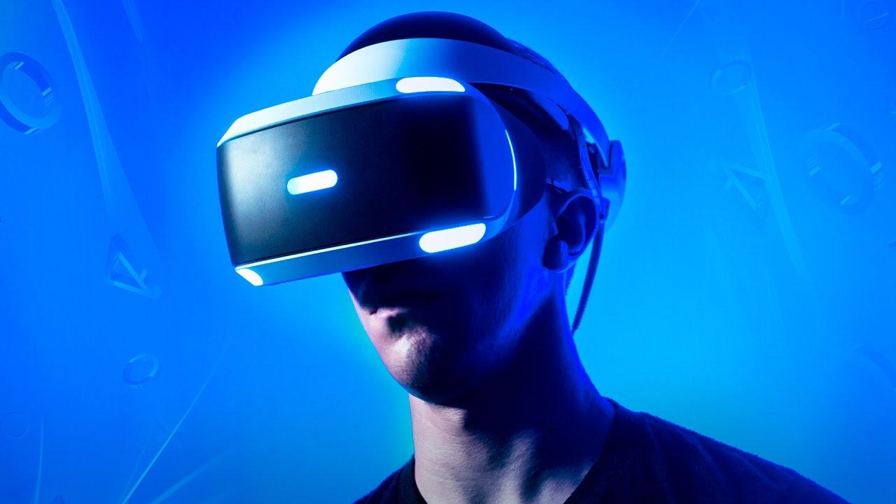 Сони значительно снизила цену нашлем виртуальной реальности PS VR