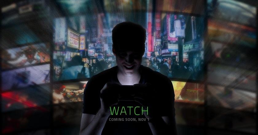Новый рекламный плакат Razer намекает на скорый анонс смартфона для геймеров