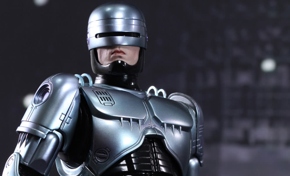 В КНР разработали роботизированный полицейский участок