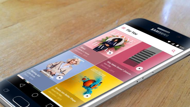 Apple Music доступен для андроид. 3 месяца бесплатно