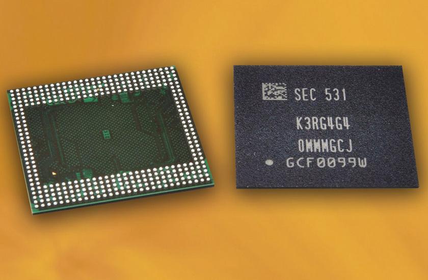 В 2016 году появятся смартфоны с 6 Гбайт оперативной памяти