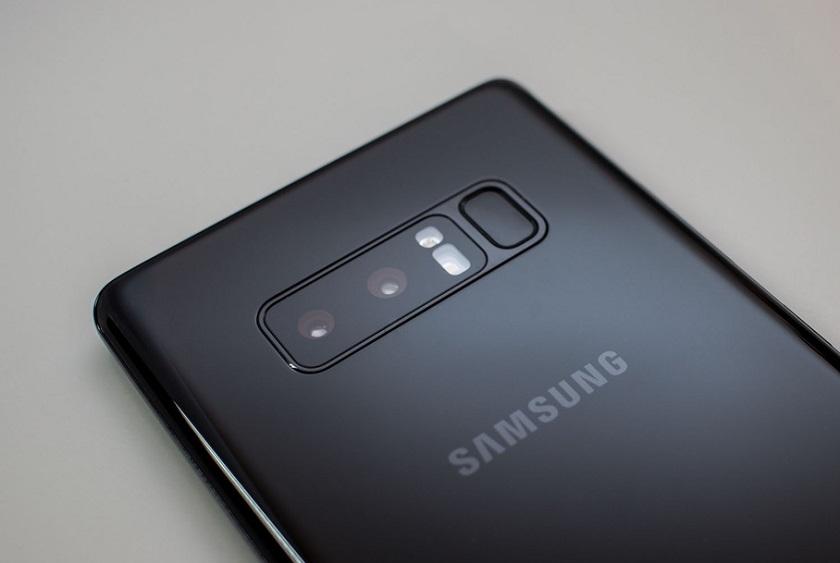 Samsung Galaxy Note 8 догнал iPhone 8 Plus в рейтинге камер DxOMark
