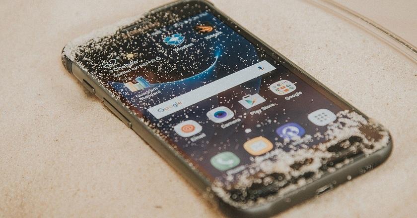 В Сети заметили защищенный Samsung Galaxy S8 Active