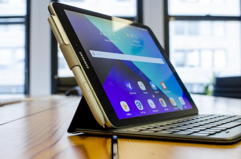 Samsung Galaxy Tab S4 прошёл сертификацию в EEC