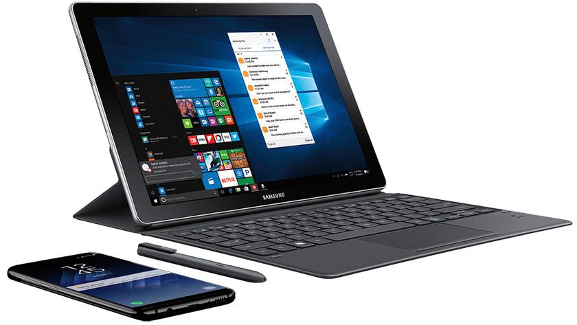 Samsung выпустит планшет-трансформер на Chrome OS с хорошей камерой