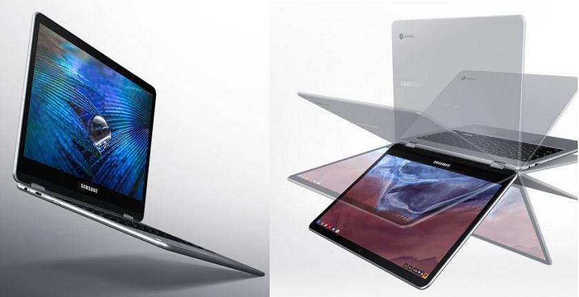 Samsung показала Chromebook Pro со стилусом раньше времени