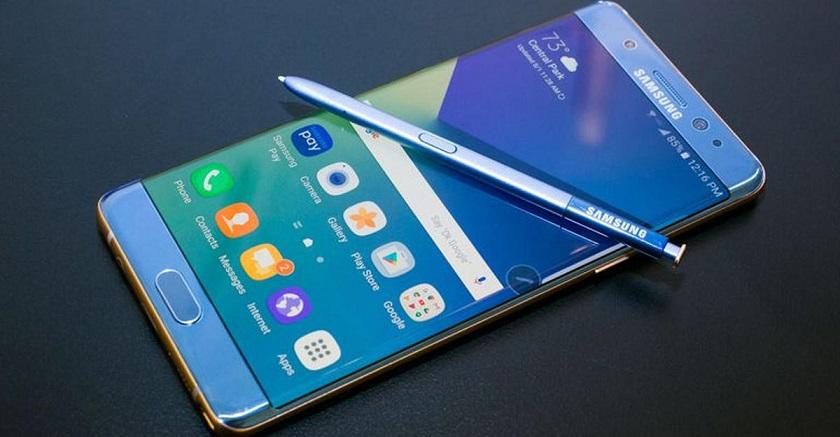 Самсунг: предпосылкой возгораний Galaxy Note 7 стала неисправная батарея