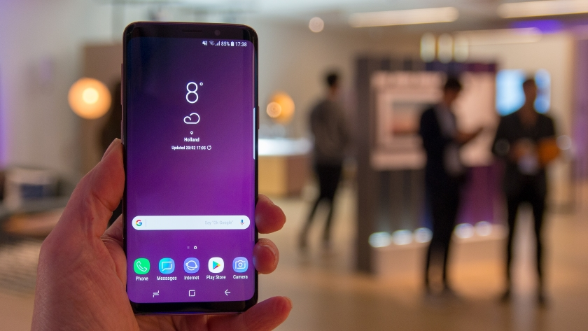 Samsung Galaxy S9 with Android 8.1 Oreo on board appeared in GeekBench