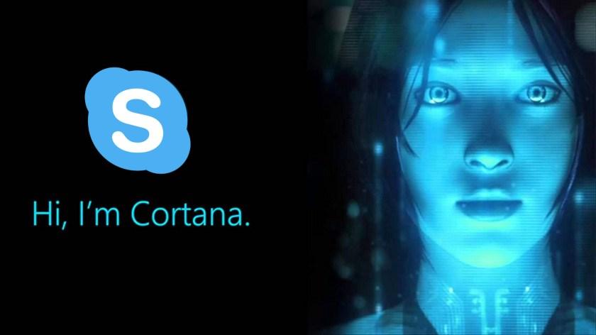 Microsoft добавили вSkype помощника  Cortana