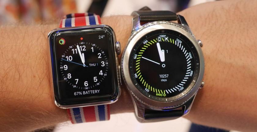Apple Watch обходят смарт-часы Самсунг попродажам вшесть раз