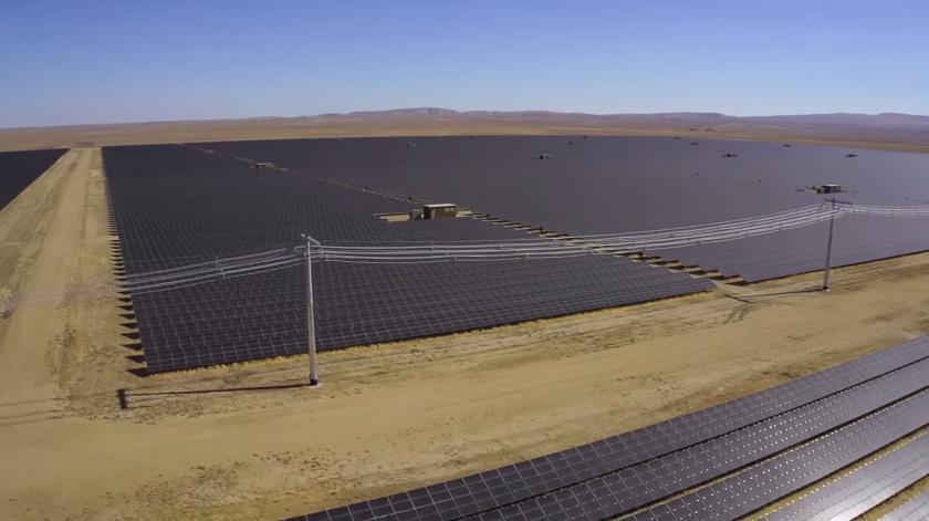Крупнейшая в мире солнечная электростанция сдана в эксплуатацию