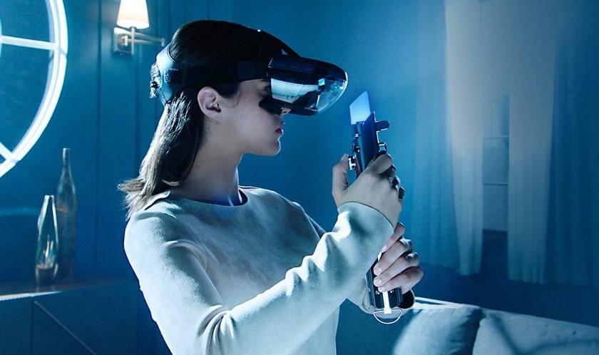 Disney и Lenovo создали AR-шлем для фанатов Star Wars