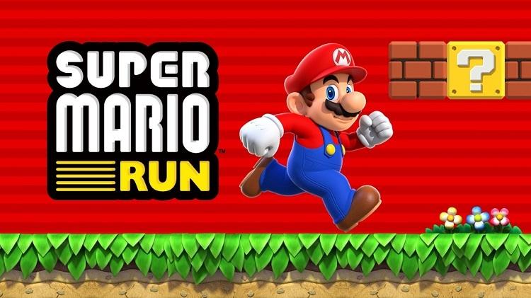 Nintendo анонсировала Super Mario Run для iOS