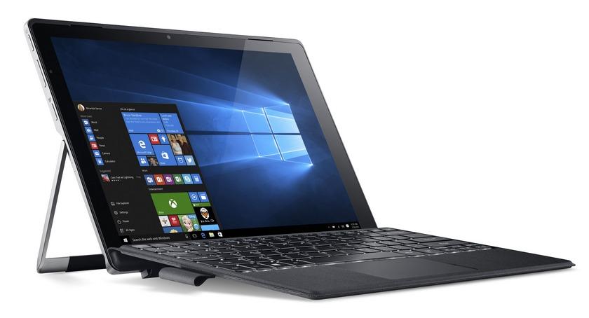 Гибридный планшет Acer Switch Alpha 12 выходит в РФ