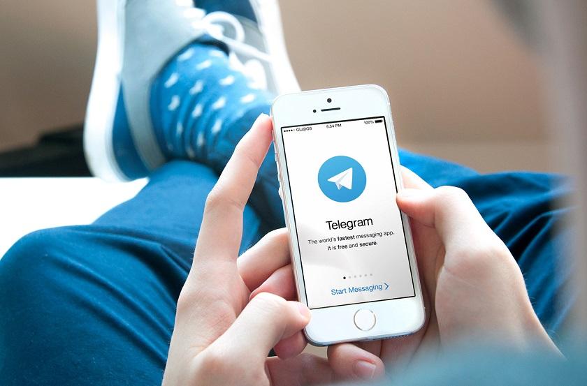 В новой версии Telegram стала доступна украинская локализация