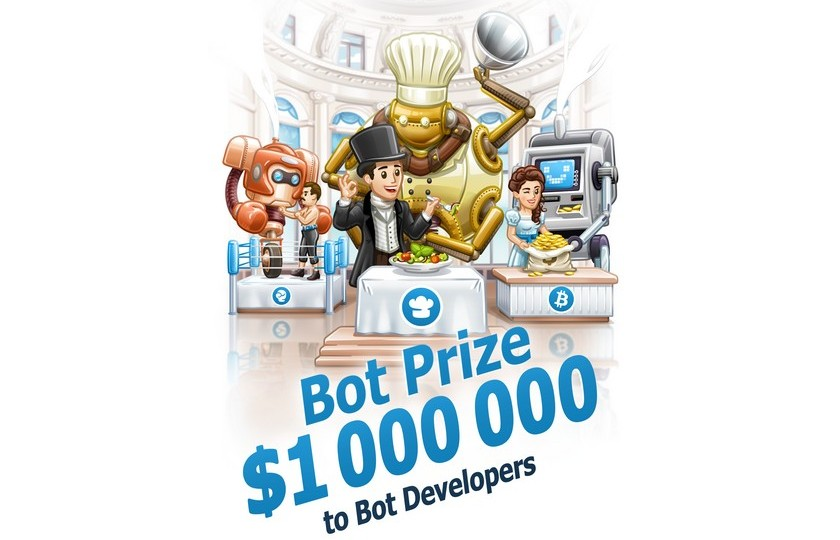 Павел Дуров выделит разработчикам ботов для Telegram $1 млн ввиде грантов