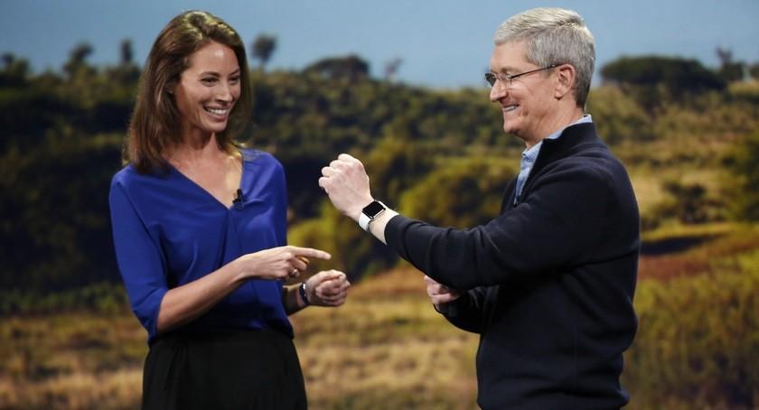 Тим Кук тестирует трекер уровня сахара для Apple Watch