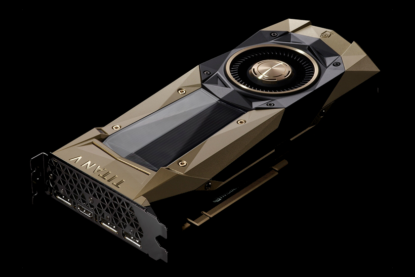 Nvidia introduced the most powerful video card in the history of video cards