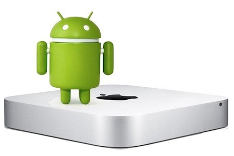 Android и mac