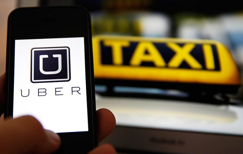 Сегодня вКиеве запускают мировой сервис такси Uber