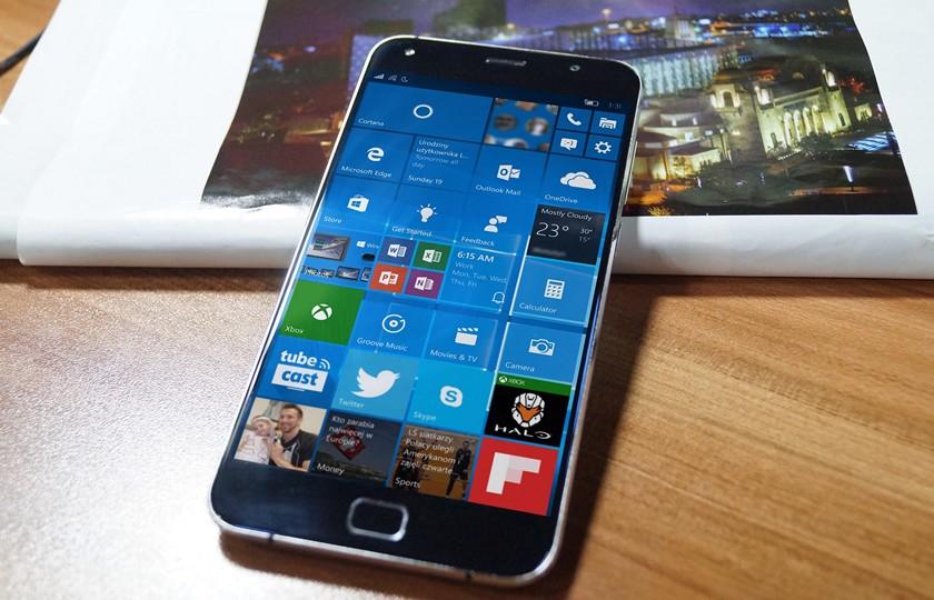 Windows 10 Phone скачать прошивку - фото 11