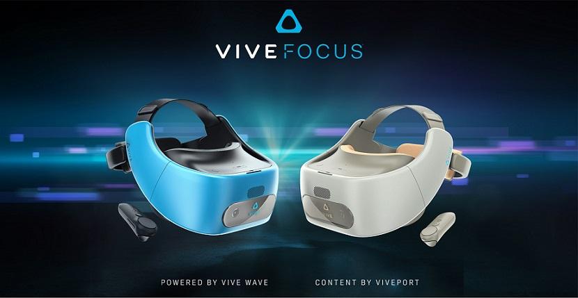 Шлем виртуальной реальности HTC Vive Focus выйдет запределы Китая