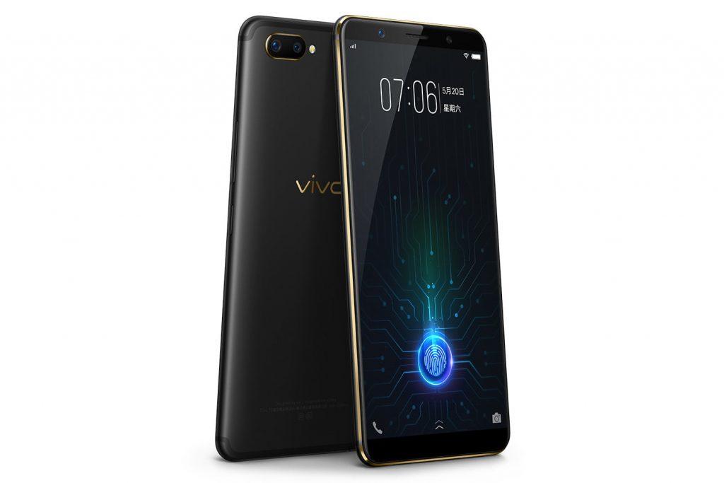 Vivo показала безусловно безрамочный смартфон свыдвижной камерой