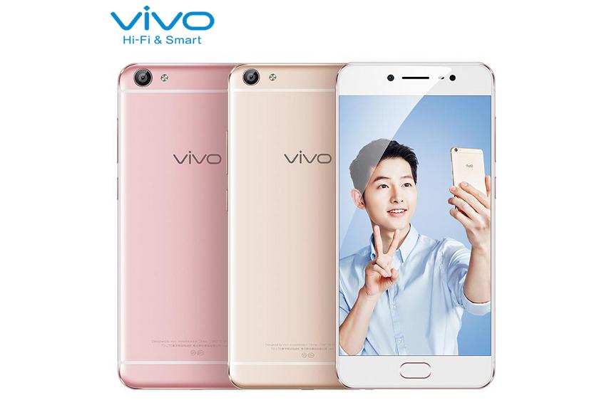 Смартфон Vivo X9 получит 20-Мп двойную фронтальную камеру