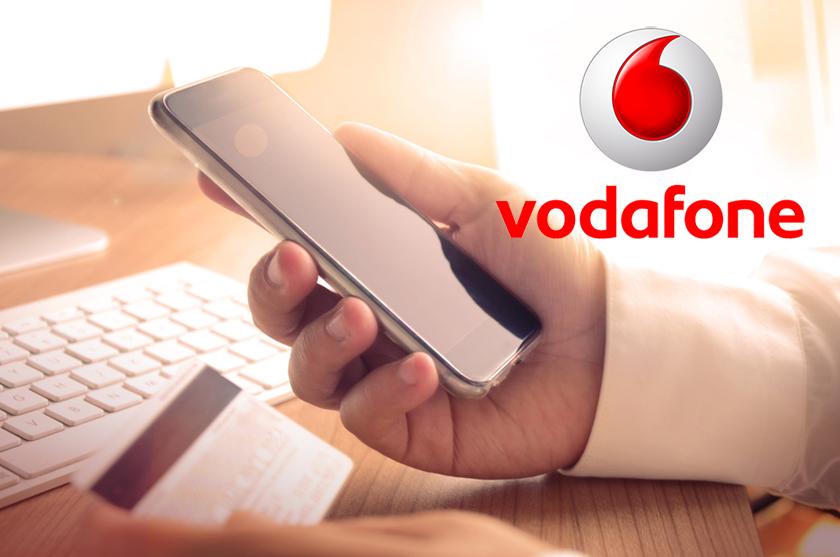 «Vodafone Украина» иMastercard запустили мобильный кошелек Vodafone Pay