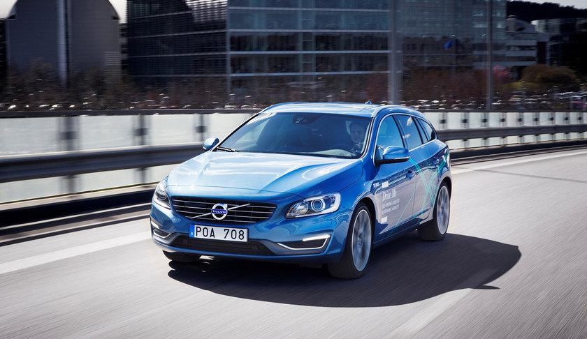 Volvo выбрал платформу NVIDIA для своего автопилота