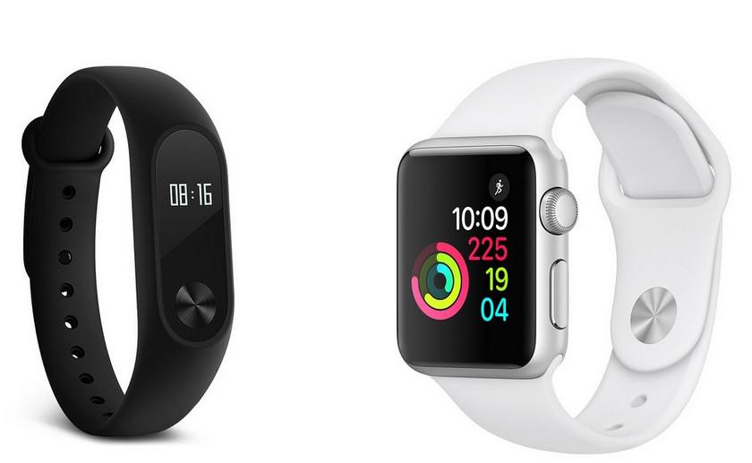 Apple и Xiaomi лидируют на рынке носимых устройств