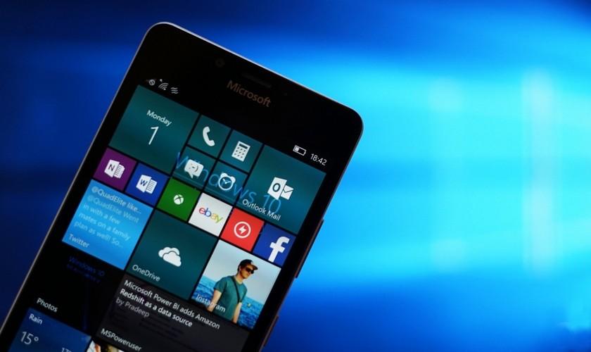 Microsoft создает новую оболочку для мобильных устройств