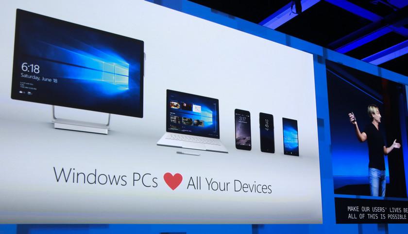 Microsoft анонсировала вкладки для окон вWindows 10