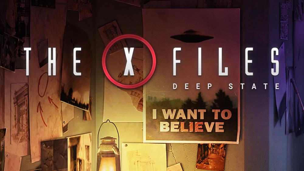 X-Files: Deep State игра для фанатов сериала наiOS и андроид