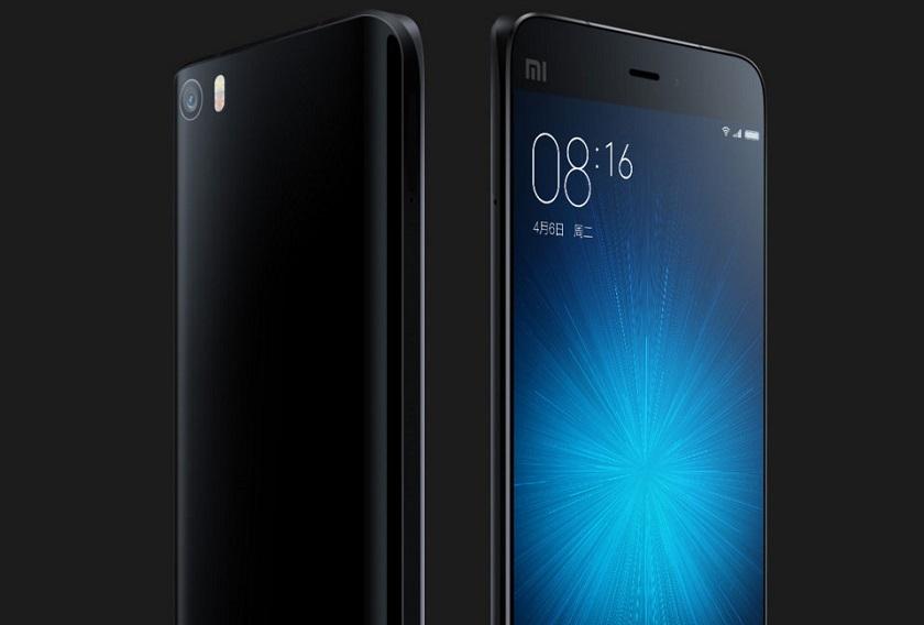 Флагман Xiaomi Mi6 выйдет на месяц раньше