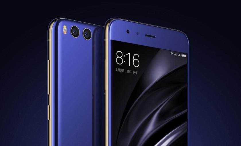 Первая партия Xiaomi Mi6 будет включать всего 80 тыс. телефонов
