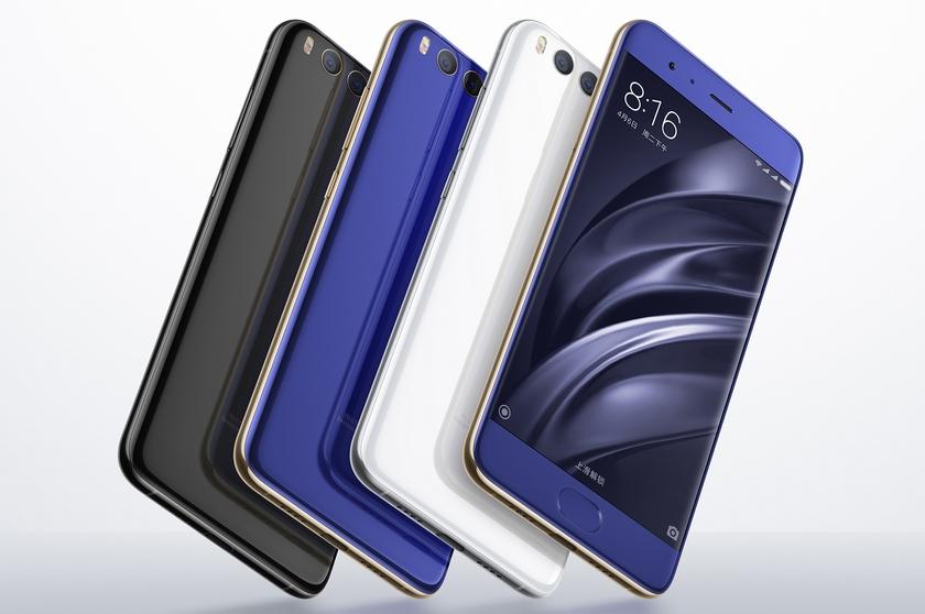 Xiaomi Mi6 Plus существует ибудет запущен уже через два месяца
