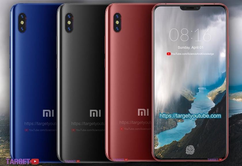 Глава Xiaomi намекнул на дисплейный сканер отпечатков в Mi 7