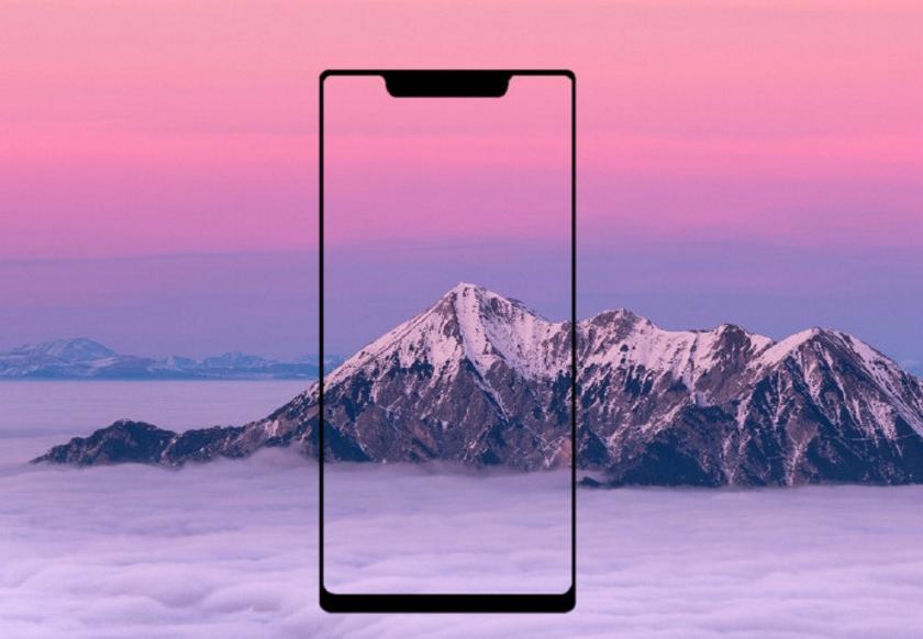 Вweb-сети интернет показали «живые» фото Xiaomi Mi8 с бесцветной задней панелью