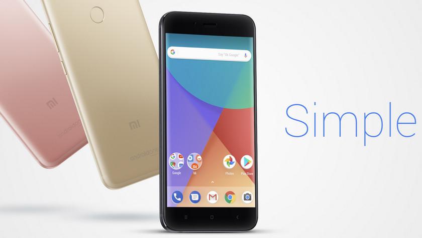Смартфон Xiaomi MiA1 получит чипсет Snapdragon 625 иОС андроид One