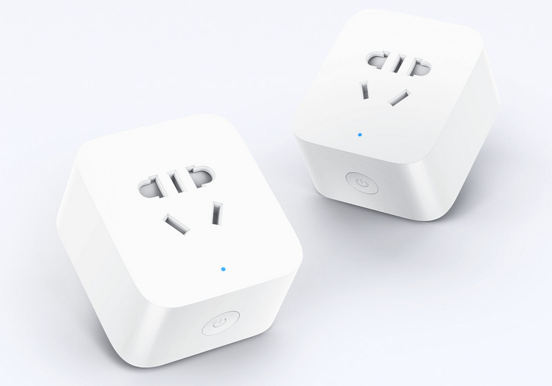 """Smart"" Xiaomi socket with two USB ports costs less than $ 13"