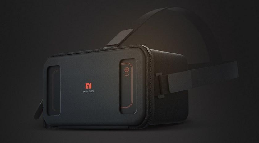 Шлем XiaomiVR накачественной фотографии