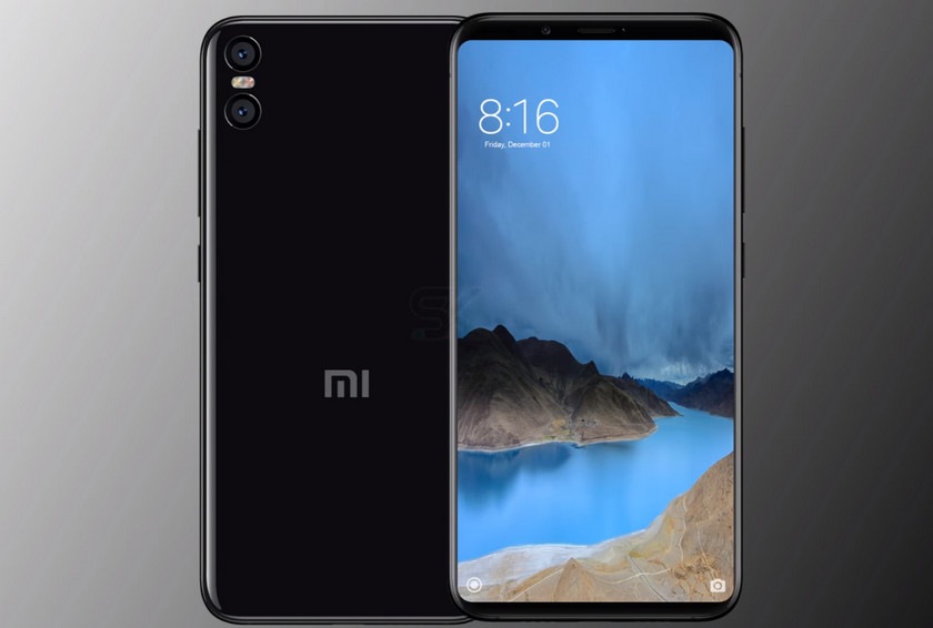 More expensive Mi 6: the flagship smartphone Xiaomi Mi 7 will cost from $ 475