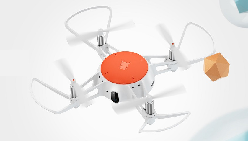 Мини-квадрокоптер Xiaomi Mitu Mini RC Drone оценили в 63 доллара