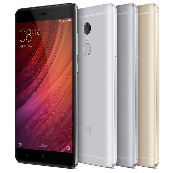 Лучший смартфон до 5000 гривен: Xiaomi Redmi Note 4 3/32 ГБ
