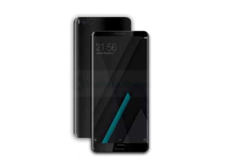Xiaomi MiNote 3 сдвойной камерой засветился нарендере