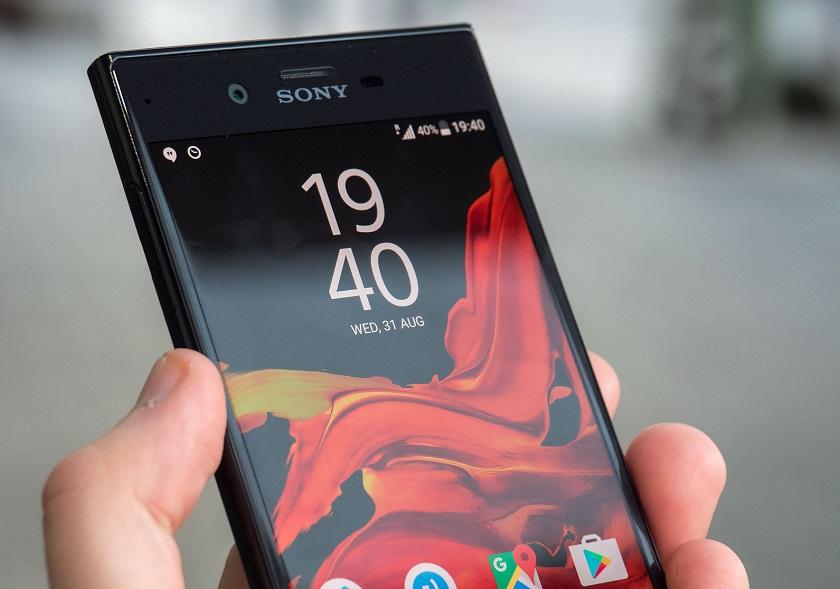 Вглобальной web-сети появились живые фото флагманского телефона Сони Xperia XA2