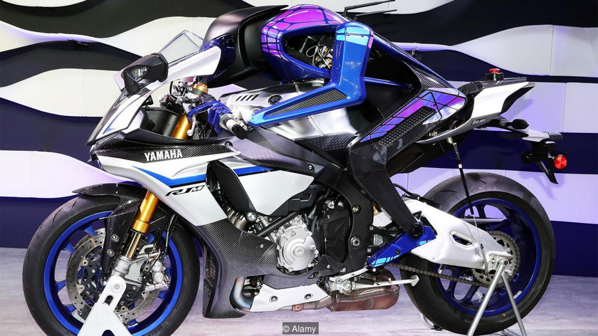 """Just to not break"": how to create android-racer Yamaha Motobot"